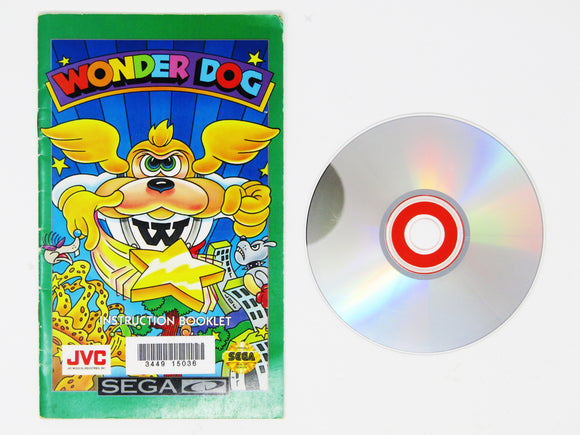 Wonder Dog (Sega CD)