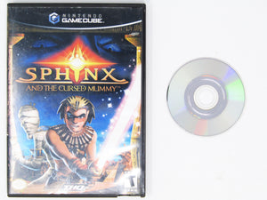 Sphinx and the Cursed Mummy (Gamecube)