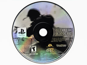 Medal of Honor (Playstation / PS1)