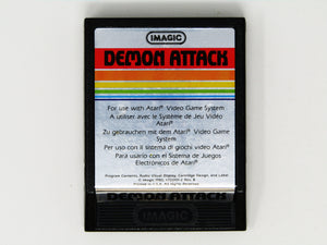 Demon Attack [Text Label] (Atari2600)