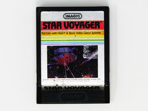 Star Voyager [Picture Label] (Atari 2600)