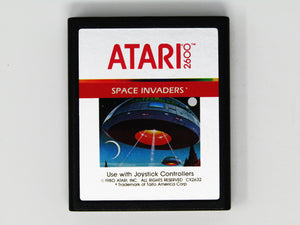 Space Invaders [Silver Label] (Atari 2600)