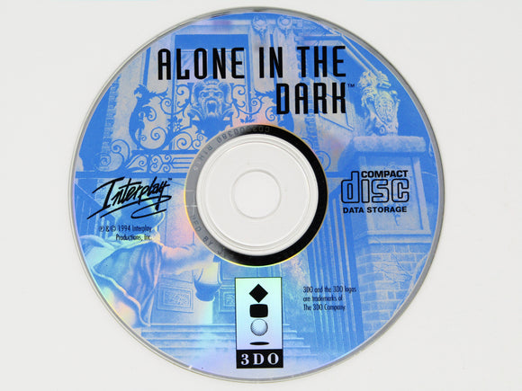 Alone in the Dark (3DO)