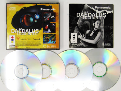 Daedalus Encounter (3DO)