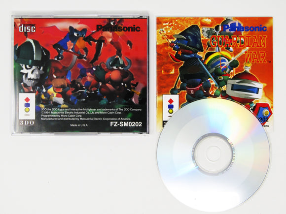 Guardian War (3DO)