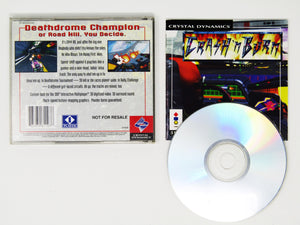 Crash 'N Burn (3DO)