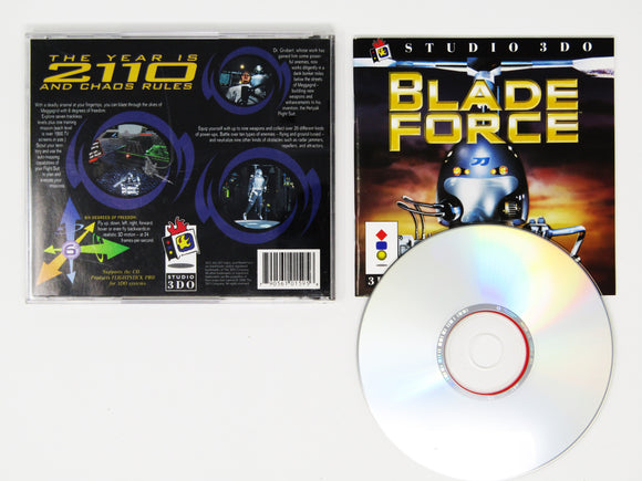 Blade Force (3DO)