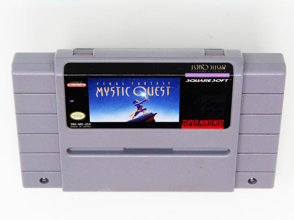Final Fantasy Mystic Quest (Super Nintendo / SNES)