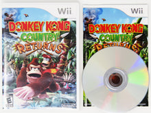 Charger l'image dans la galerie, Donkey Kong Country Returns (Wii)