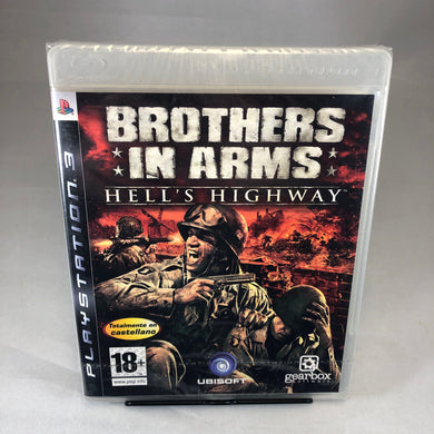 Brothers in Arms Hell's Highway (sealed) (Playstation 3 / PS3)