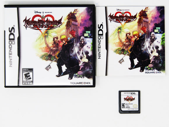 Kingdom Hearts 358/2 Days (Nintendo DS)