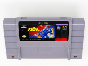 The Tick (Super Nintendo / SNES)