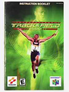 Track And Field 2000 (Nintendo 64 / N64)