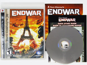 End War (Playstation 3 / PS3)