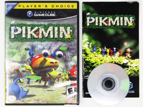 Pikmin [Player's Choice] (Nintendo Gamecube)