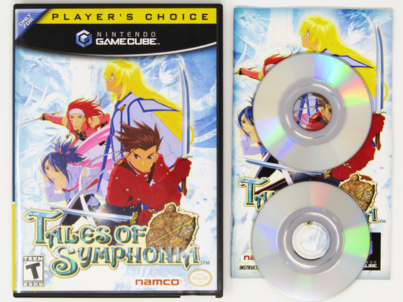 Tales of Symphonia [Player's Choice] (Gamecube)