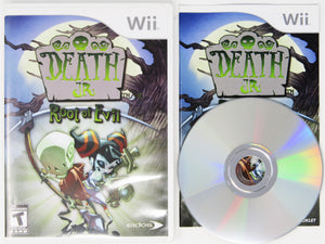 Death Jr Root of Evil (Wii)