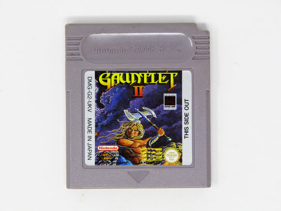 Gauntlet II 2 (PAL) (Game Boy)