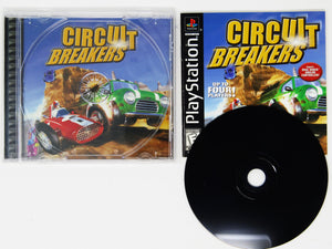 Circuit Breakers (Playstation / PS1)
