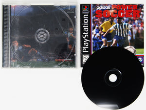 Adidas Power Soccer (Playstation / PS1)
