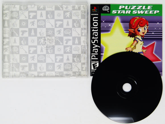 Puzzle Star Sweep (Playstation / PS1)