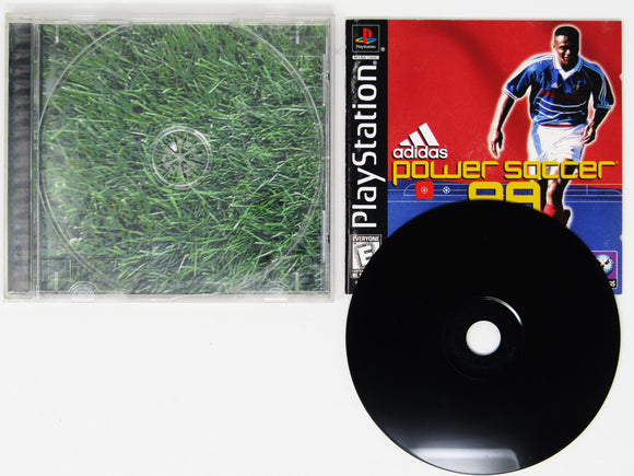 Adidas Power Soccer 98 (Playstation / PS1)