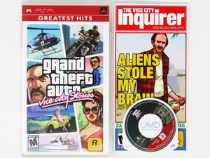 Grand Theft Auto Vice City Stories [Greatest Hits] (Playstation Portable / PSP)