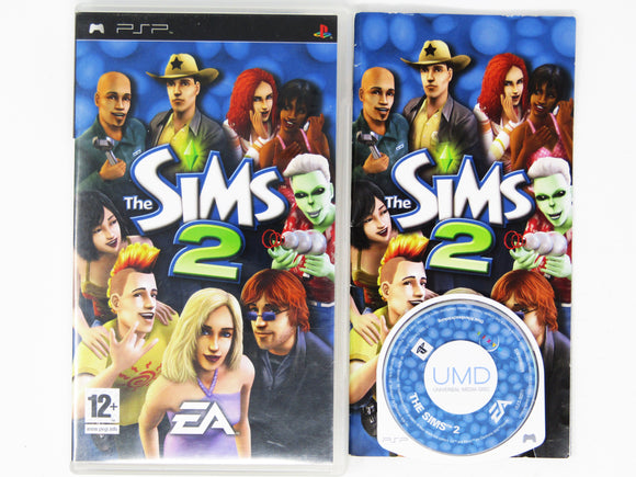 The Sims 2 (PAL) (Playstation Portable / PSP)
