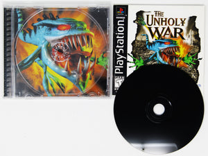 The Unholy War (Playstation / PS1)