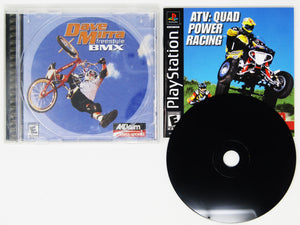 ATV Quad Power Racing (Playstation / PS1)