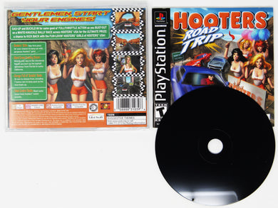 Hooters Road Trip (Playstation / PS1)