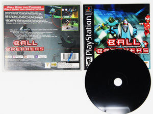 Ball Breakers (Playstation / PS1)