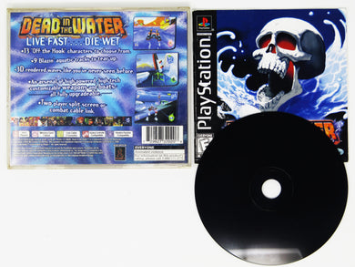 Dead in the Water (Playstation / PS1)