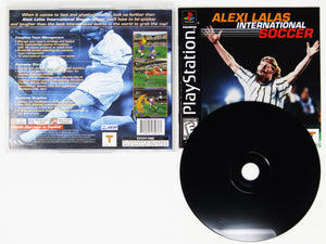 Alexi Lalas International Soccer (Playstation / PS1)