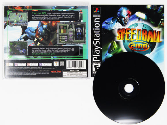 Speedball 2100 (Playstation / PS1)