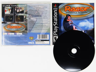 Razor Freestyle Scooter (Playstation / PS1)