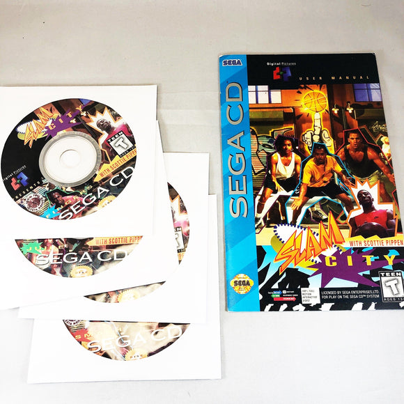 Slam City (Sega CD)