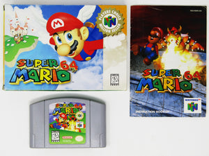 Super Mario 64 [Player's Choice] (Nintendo 64)