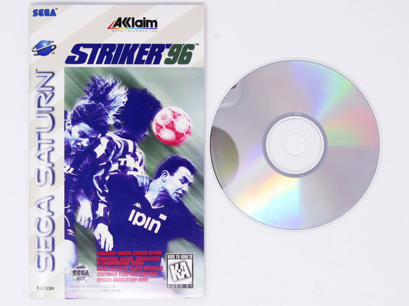 Striker 96 (Sega Saturn)