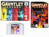 Gauntlet legends (Nintendo 64)