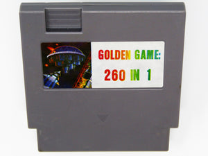 260 in 1 Golden Games (Nintendo / NES)
