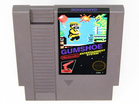 Gumshoe [5 Screw] (Nintendo / NES)