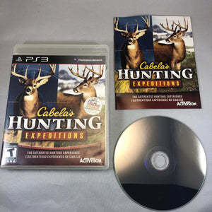 Cabela's Hunting Expedition (Playstation 3 / PS3)