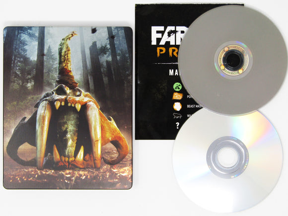 Far Cry Primal [Deluxe Edition] (Xbox One)