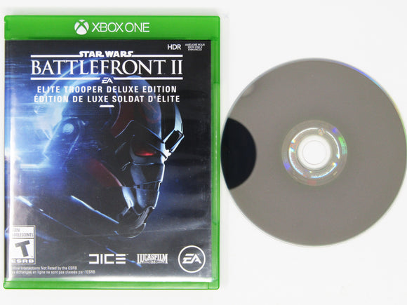Star Wars: Battlefront II 2 Deluxe Edition (Xbox One)