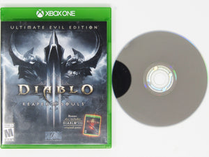 Diablo III 3 Reaper of Souls [Ultimate Evil Edition] (Xbox One)