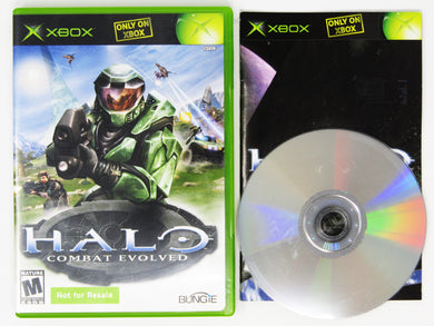 Halo: Combat Evolved [Not for Resale] (Xbox)