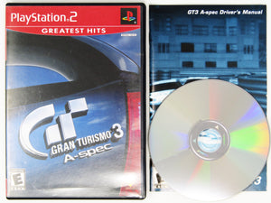 Gran Turismo 3 [Greatest Hits] (Playstation 2 / PS2)