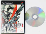 Metal Gear Solid 2 (Playstation 2 / PS2)