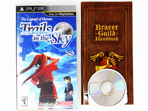 Legend of Heroes: Trails in the Sky (Playstation Portable / PSP)